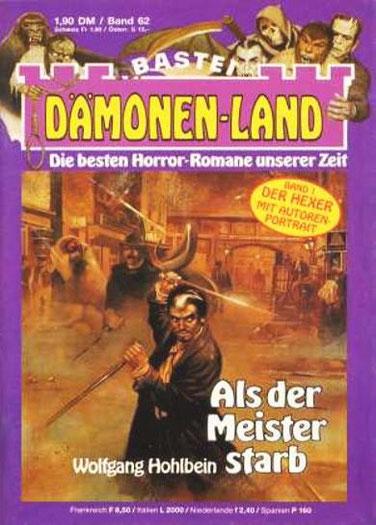 Dämonen-Land 62 (Der Hexer 1, Gespenster-Krimi 567)