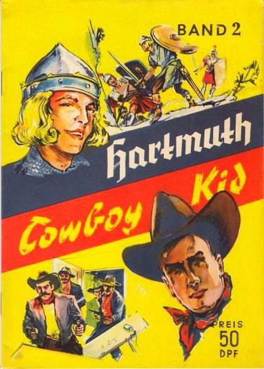 Hartmuth der Edeling Comic 2