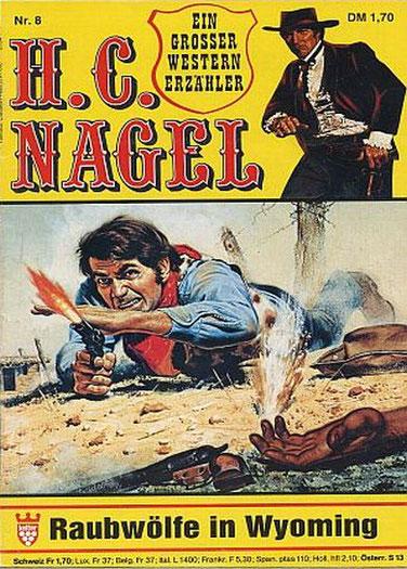 H.C.Nagel Band 8