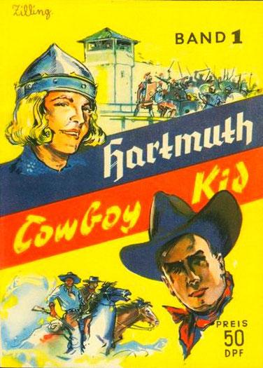 Hartmuth der Edeling Comic 1