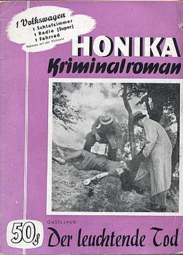 Honika Kriminalroman 1