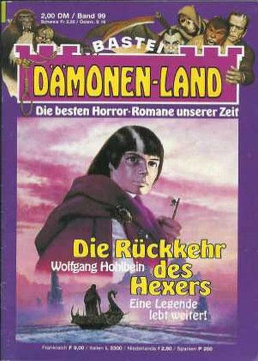 Dämonen-Land 99 (Bastei Paperback 28209)