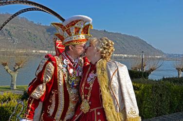 Prinzenpaar Andernach 2015 by immoconsilium