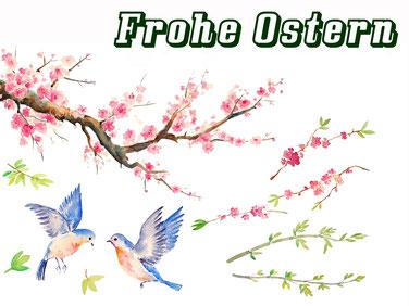 Spreenemo wünscht allen Besuchern dieser WEB-Site ein frohes Osterfest