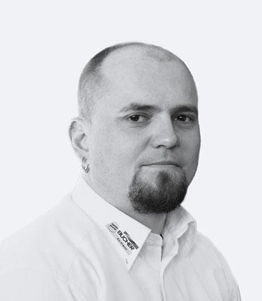Bucher Treppen - Ingo Bucher Geschäftsführer Technischer Betriebsleiter