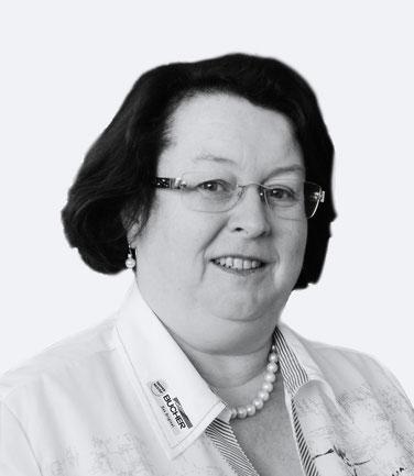 Bucher Treppen - Dagmar Bucher Prokuristin Versicherungswesen und Personal