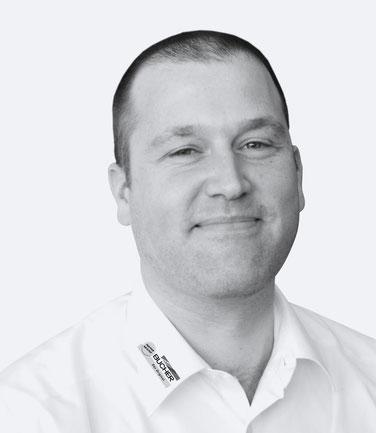 Bucher Treppen - Thomas Asprion Verkaufsleiter Technischer Berater Key Account