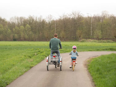 Tricycle orthopédique adulte