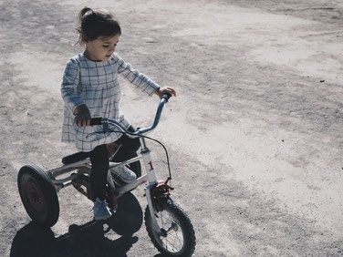 Tricycle orthopédique