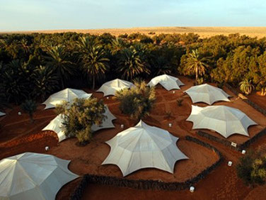 Oasis de Ksar Ghilane, Sáhara