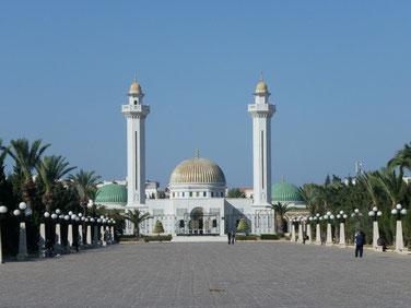 Mausoleo de Habib Bourguiba en Monastir