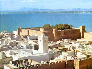 Medina de Hammamet