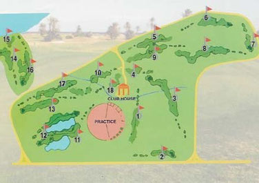 Golf Palm Links Monastir