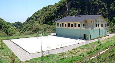 浸出水処理施設