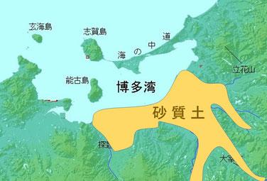 博多湾砂質土