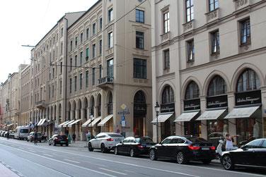 Personal Shopping in München - Maximilianstraße