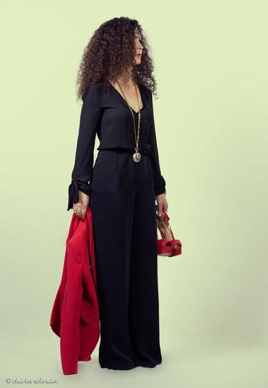 Modestylistin & Personal Shopper Vesna Resch, Fotograf: Charles Schrader