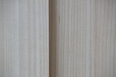 桐材の品質 柾目(まさめ)