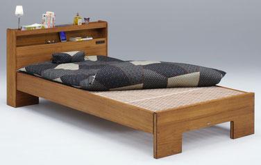 組子ベッド ここちe