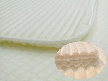 組子ベッドにおすすめの敷き エアーリブライト
