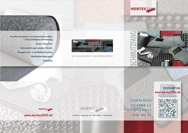 Mertex2012 Broschuere - Aussenseite