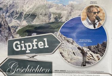 aus: weekend Magazin Tirol, März 2021