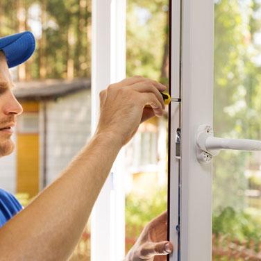 Fenster service in München, Montage von Türen, Türen montage, Sicherheitstüren