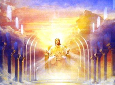 Lorsque le Fils de l'homme viendra dans sa gloire avec tous les [saints] anges, il s'assiéra sur son trône de gloire. 32 Toutes les nations seront rassemblées devant lui. Il séparera les uns des autres, comme le berger sépare les brebis des boucs;