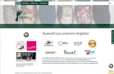 Beispiel Webshop