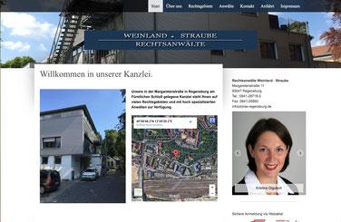 Beispiel Webseite