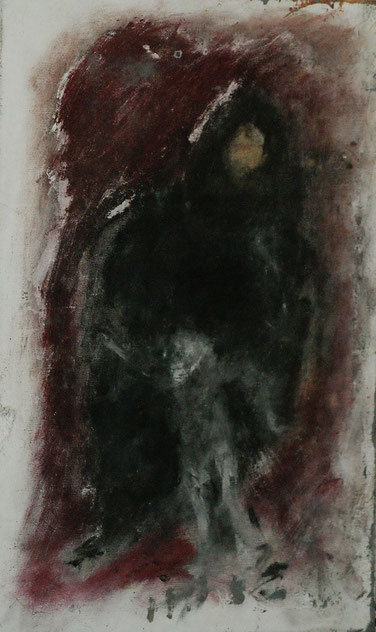Acryl auf Leinwand, 70x50, 2014