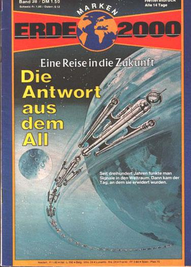 Erde 2000 Band 38