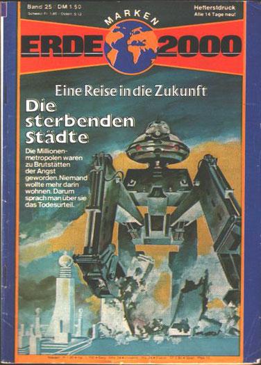 Erde 2000 Band 25