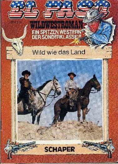 El Paso Wildwestroman 16