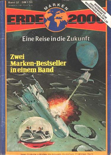 Erde 2000 Band 37 (Werbeband)