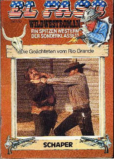 El Paso Wildwestroman 5