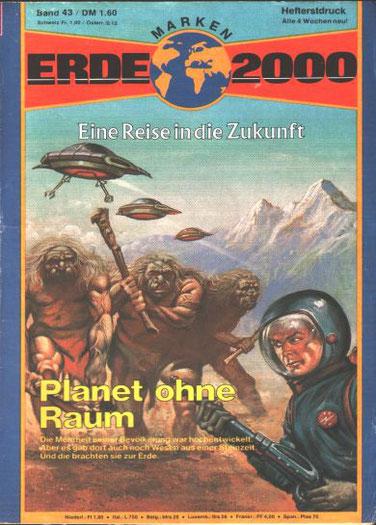 Erde 2000 Band 43