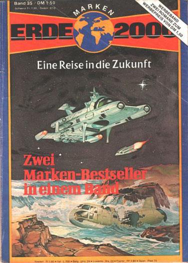 Erde 2000 Band 35 (Werbeband)