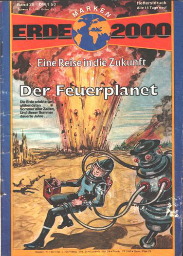 Erde 2000 Band 28