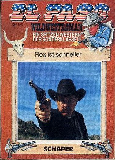 El Paso Wildwestroman 12