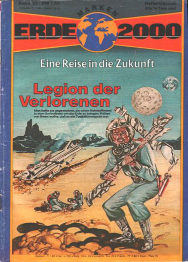 Erde 2000 Band 33