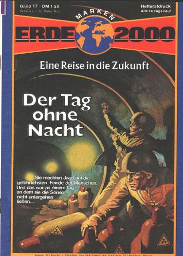 Erde 2000 Band 17