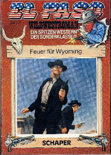 El Paso Wildwestroman 4