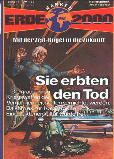 Erde 2000 Band 11