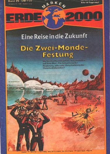 Erde 2000 Band 29