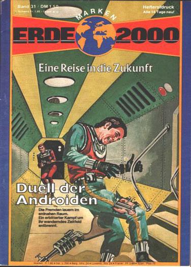 Erde 2000 Band 31