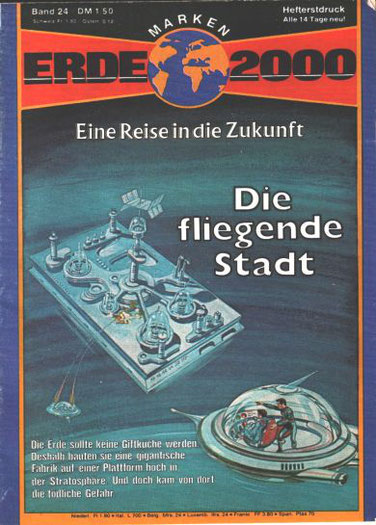Erde 2000 Band 24
