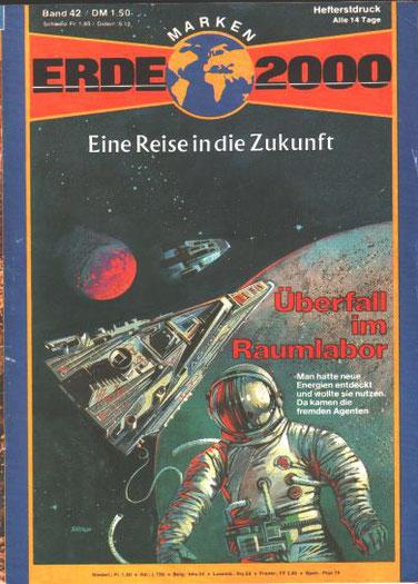 Erde 2000 Band 42