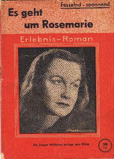 Es geht um Rosemarie