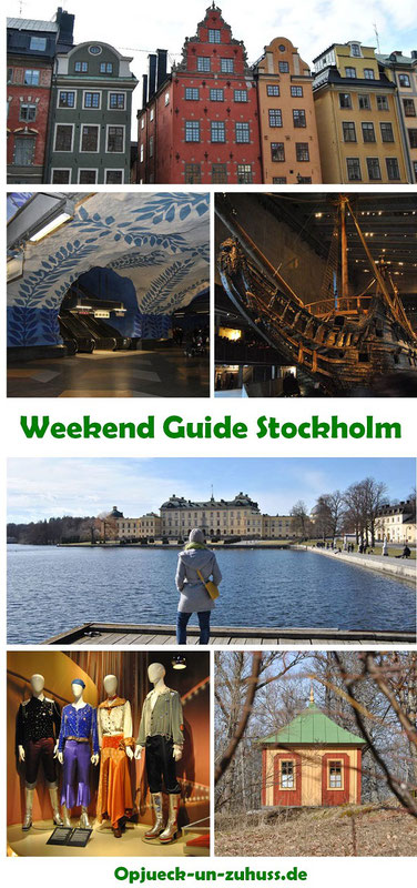 Stockholm weekend guide